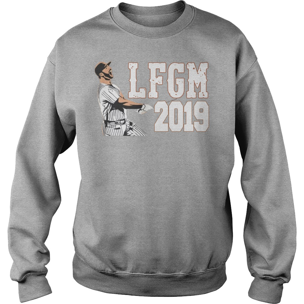 Best Pete Alonso LFGM 2019 Sweatshirt