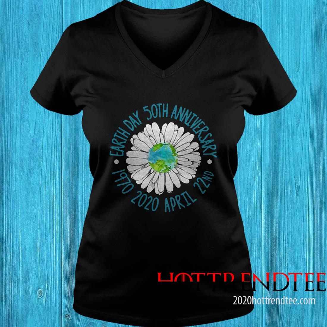 Earth Day 50Th Anniversary April 22Nd Women's T-Shirt