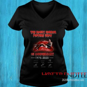 Official The Rocky Horror Picture Show 45th Anniversary Women's T-Shirt