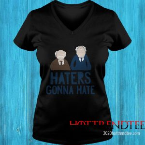 The Muppets Haters Gonna Hate Women's T-Shirt