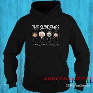 The Supremes The Golden Girls Hoodie