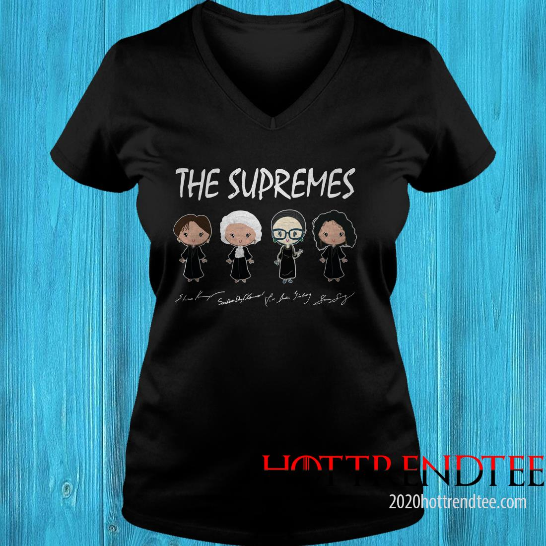 The Supremes The Golden Girls Women's T-shirt