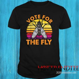 Vote For The Fly Trump 2020 Vintage Shirt