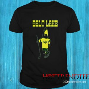 Salt Lake Golden Eagles Hockey Shirt