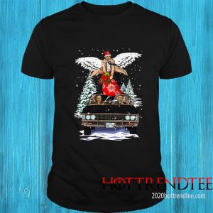 Supernatural And Merry Christmas Shirt