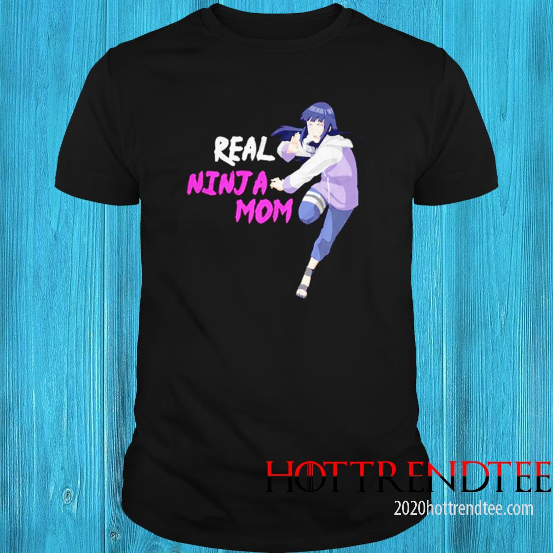 Great Real Ninja Mom Shirt