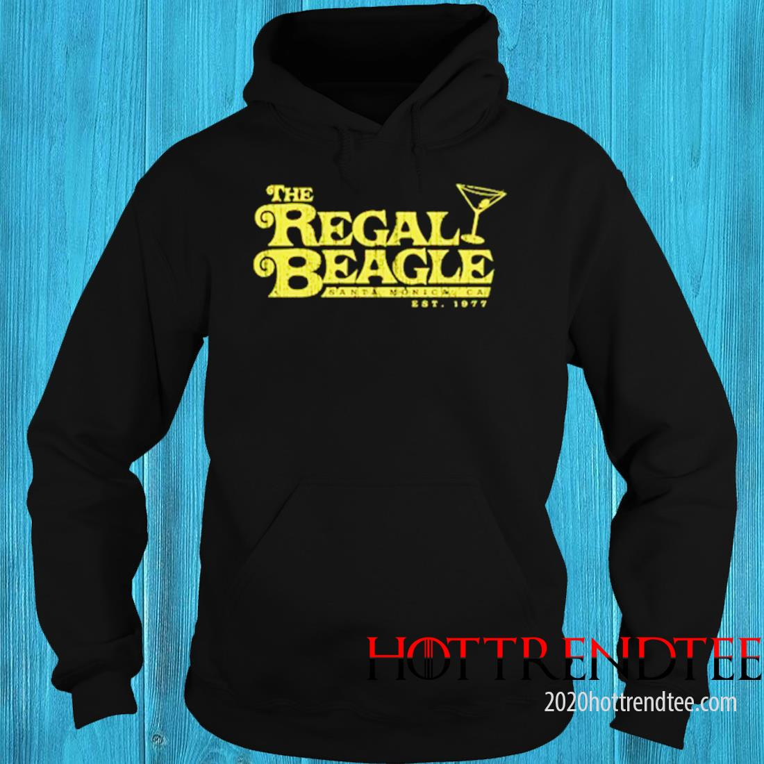 The Regal Beagle Est 1977 Shirt hoodie
