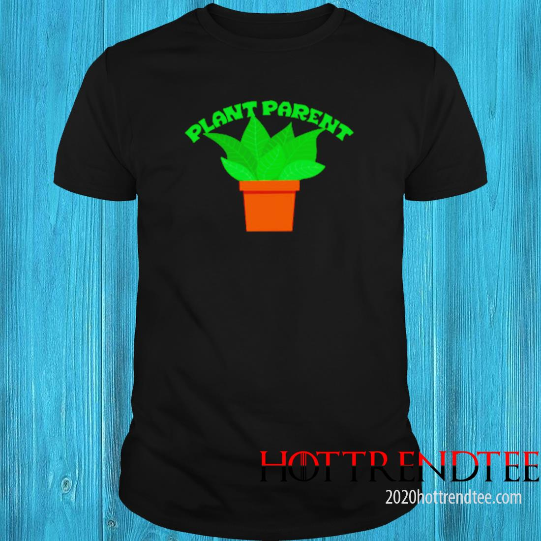 Tree Plant Parent Shirt
