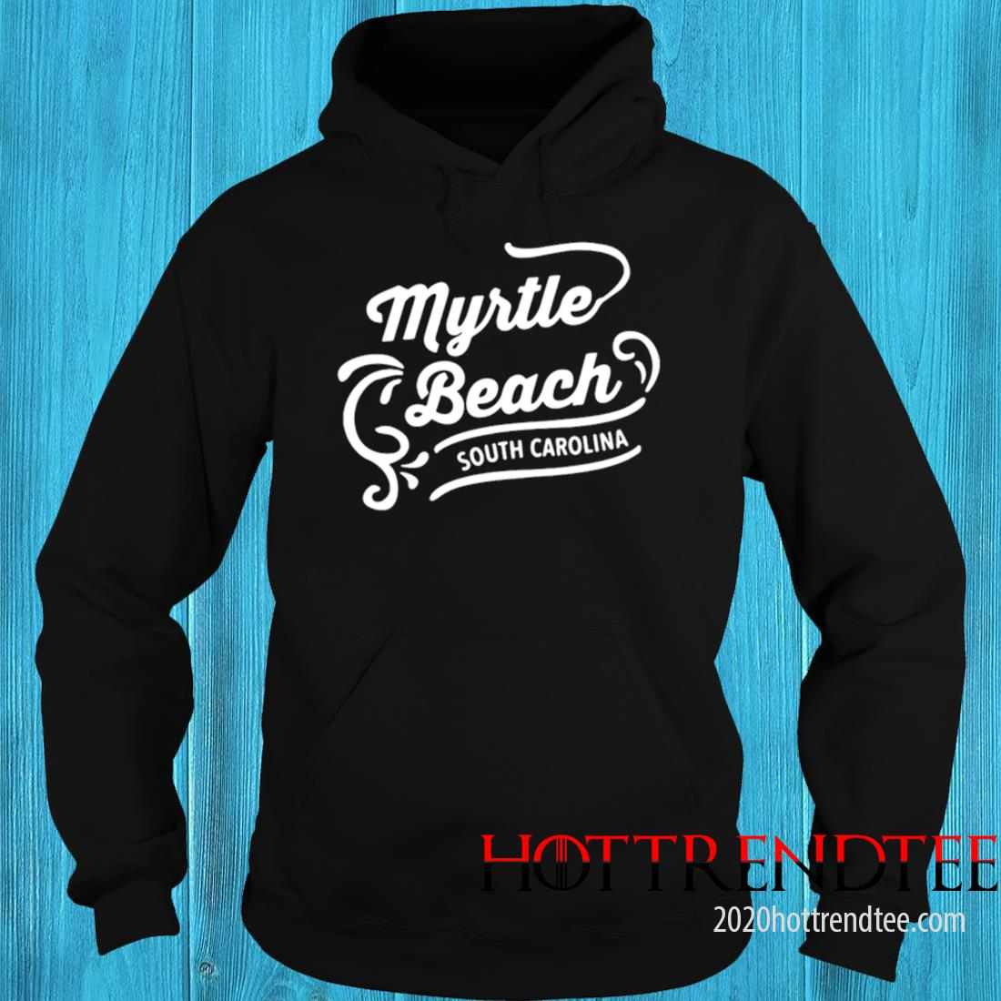 Myrtle Beach South Carolina Souvenir Pullover Hood Shirt hoodie